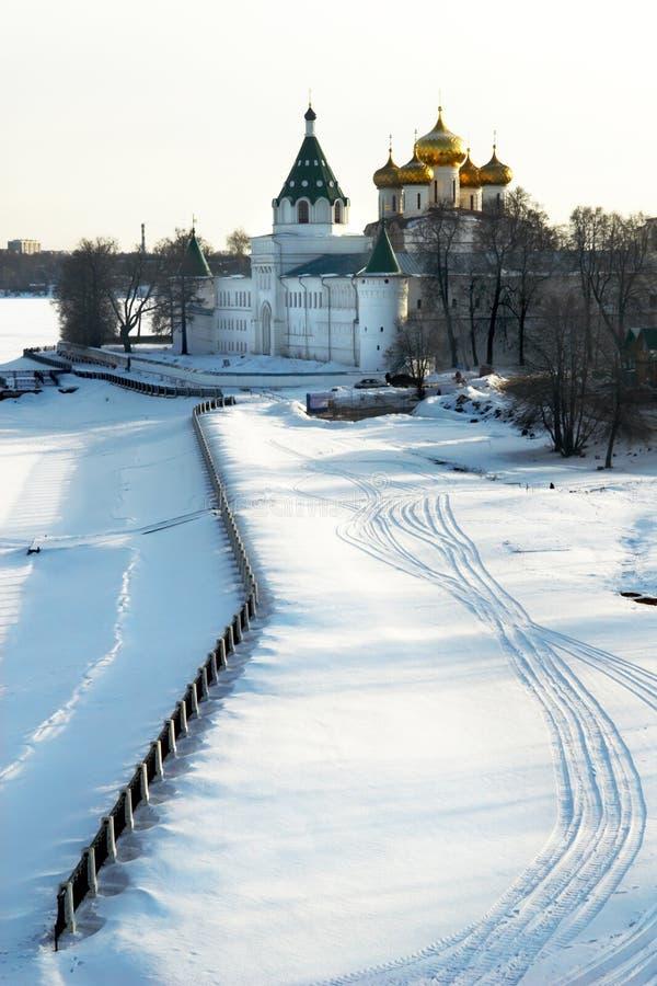 Ipatiev Kloster lizenzfreies stockfoto
