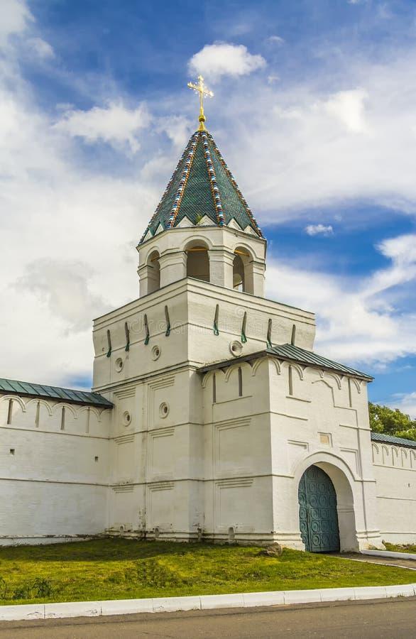 Ipatiev-Kloster der Heiligen Dreifaltigkeit lizenzfreie stockfotos