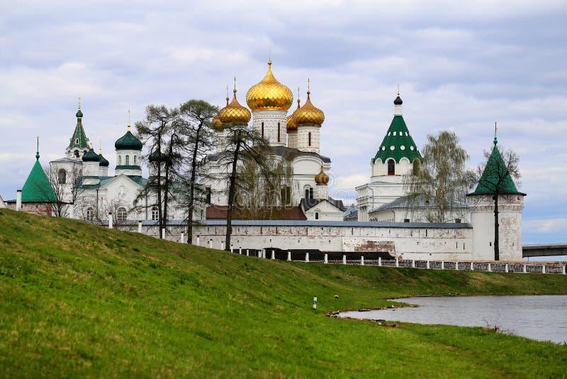 Ipatiev-Kloster in Russland lizenzfreies stockfoto