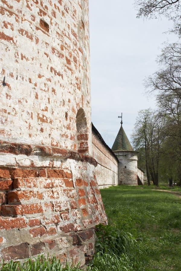 ipatievsky klasztoru kostroma Rosji fotografia royalty free
