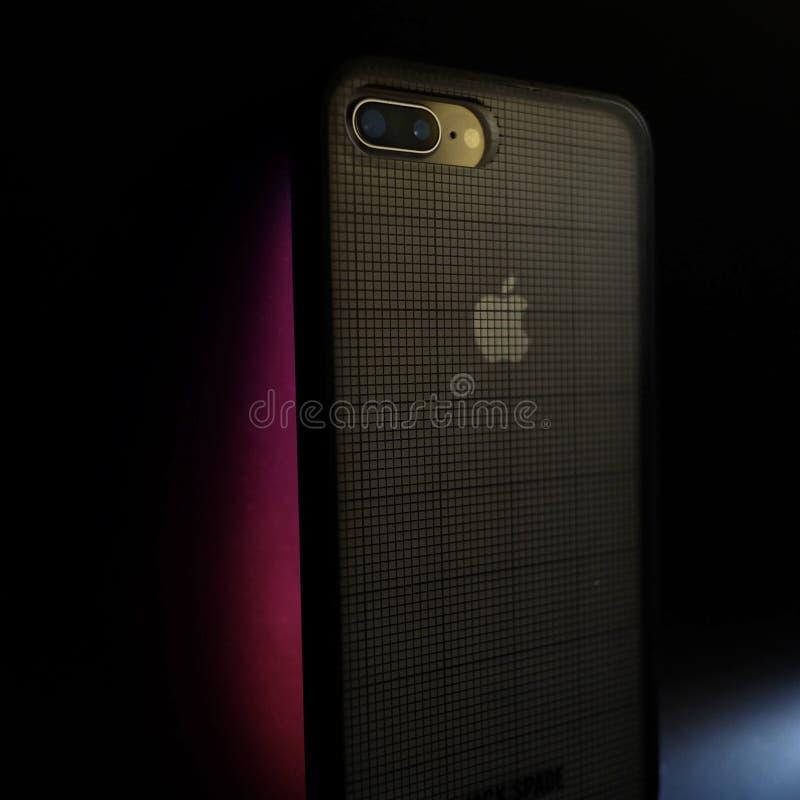 iPhone 8 fotos de stock royalty free