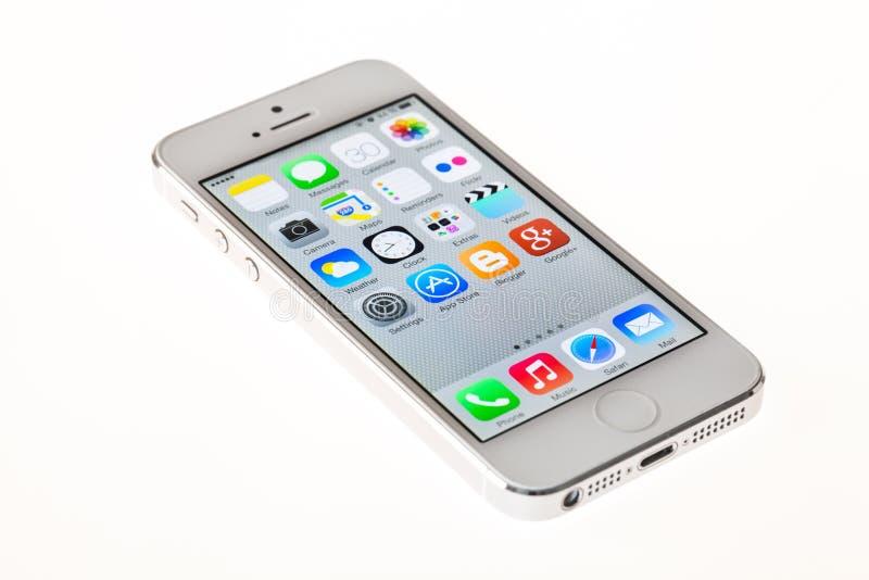 Iphone stock foto