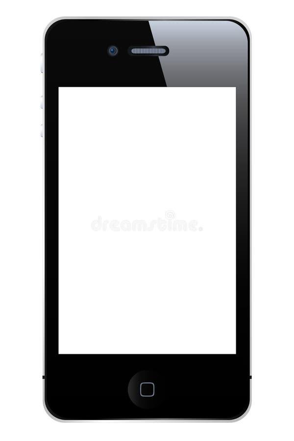 Iphone 4 fotografia de stock