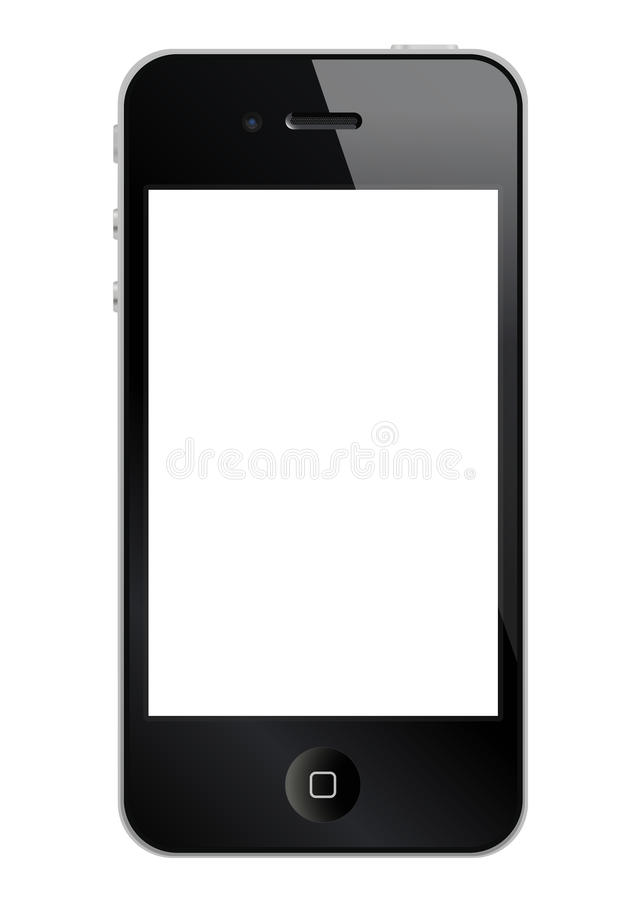 Iphone stock illustrationer