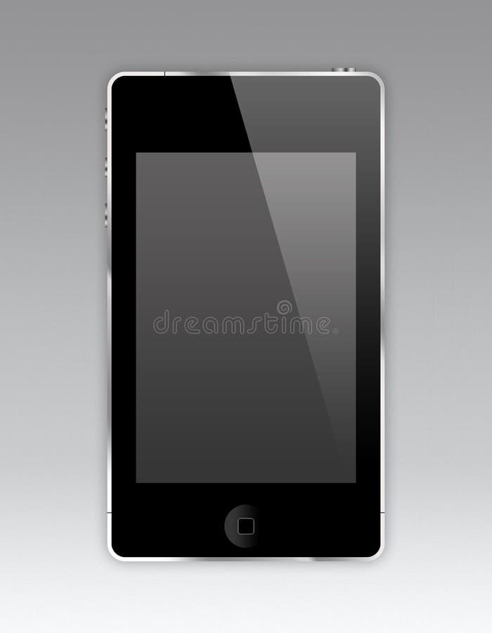 iphone 4 illustration stock