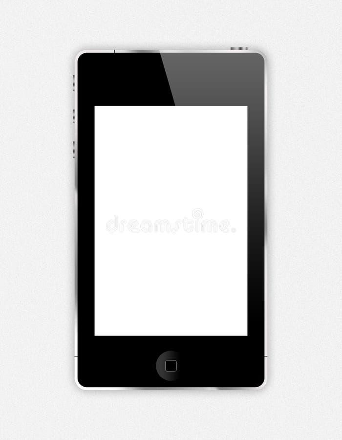 Iphone 4 illustration libre de droits