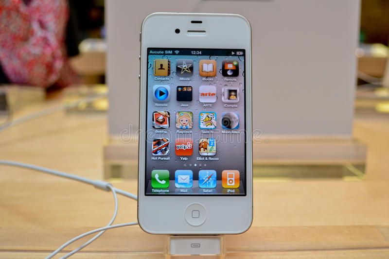 neues iphone 4 zoll
