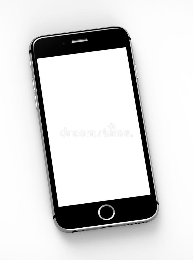 IPhone 6 royaltyfria foton