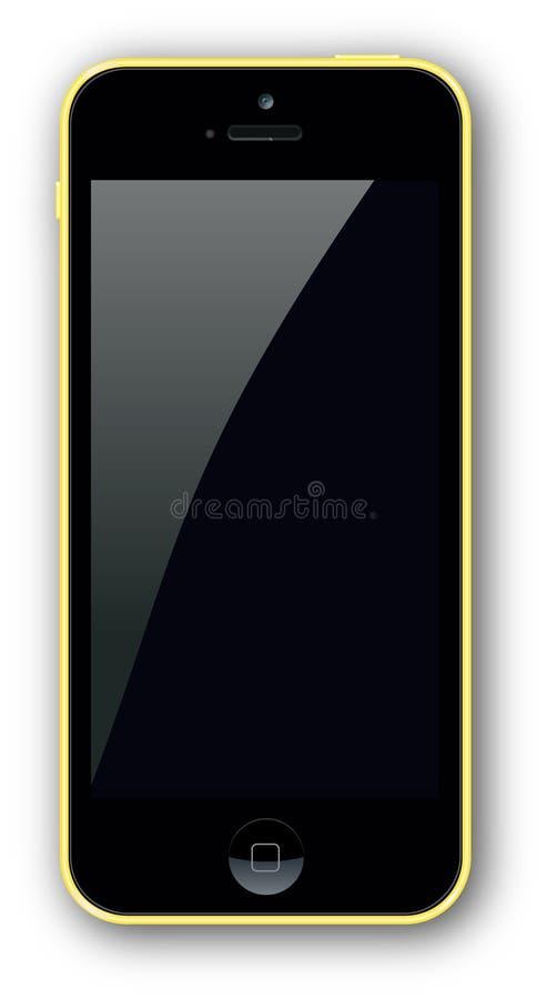 Iphone vector illustratie