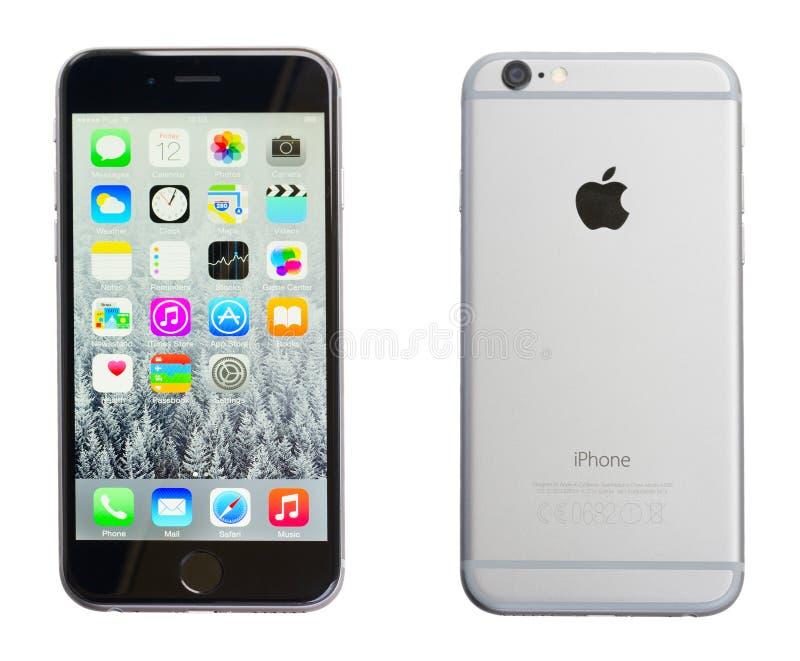 IPhone 6 стоковые изображения rf