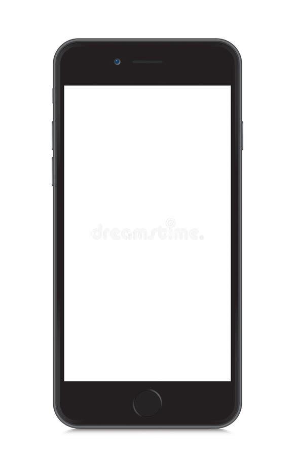 IPhone 6 stock de ilustración