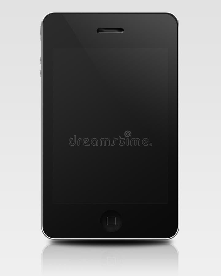 IPhone 4g immagine stock