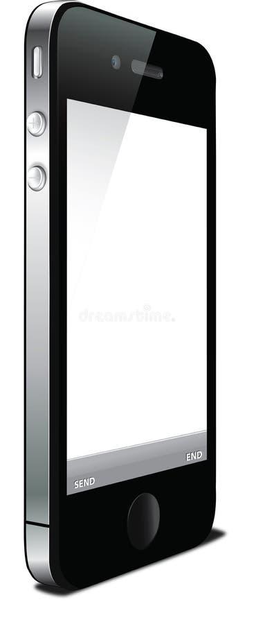 iPhone 4g 图库摄影