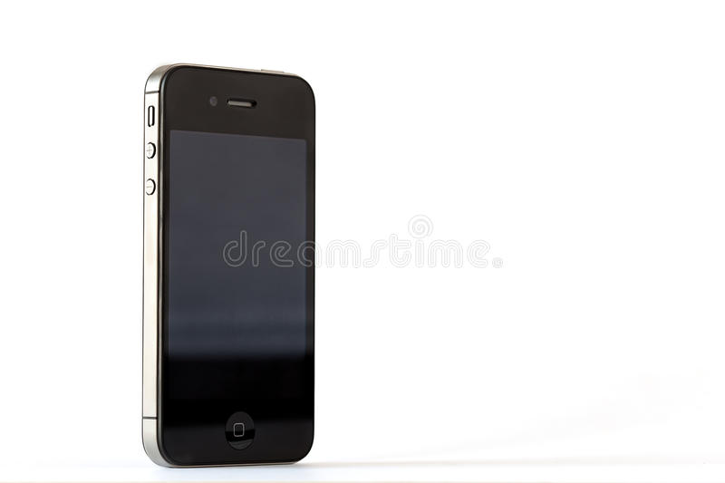 IPhone 4S royalty free stock photography