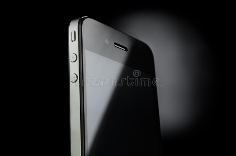 Download IPhone 4th generation editorial photography. Image of screen - 23973502