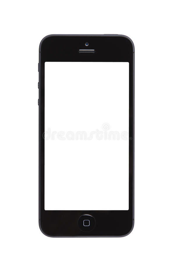 Download Iphone 5 editorial stock image. Image of display, latest - 26745804
