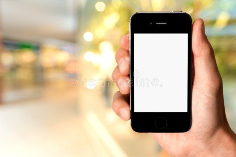 Iphone fotografia stock