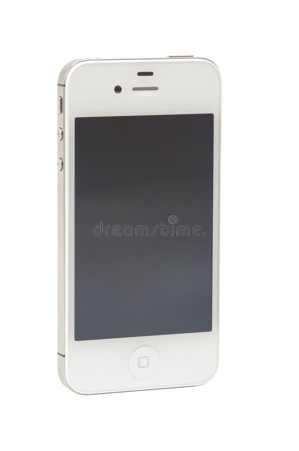 iPhone de Apple fotografía de archivo libre de regalías