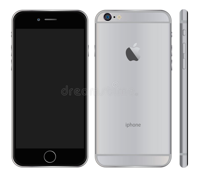 Iphone 6 stock photography