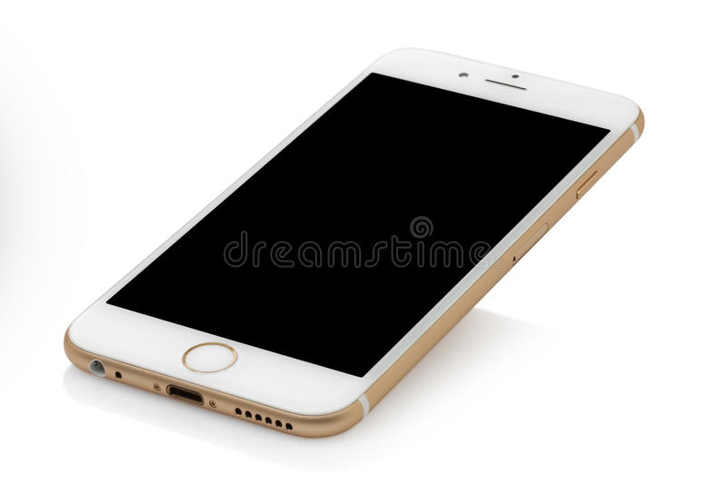 IPhone 6 royalty free stock images