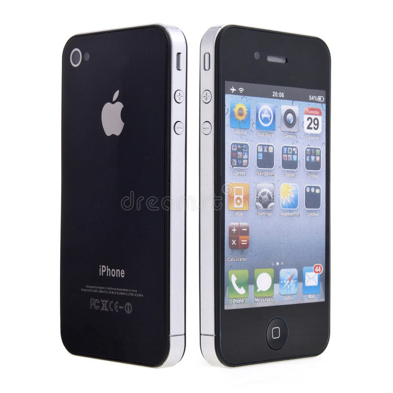 iPhone novo 4 de Apple