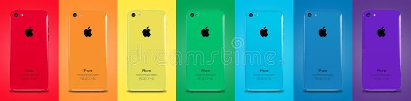 Iphone 5s ελεύθερη απεικόνιση δικαιώματος
