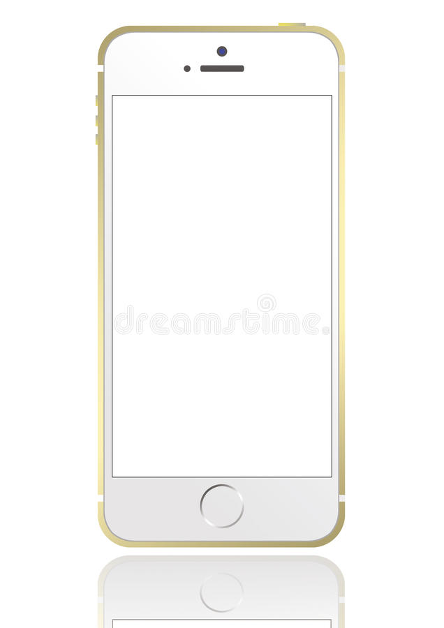 Iphone 5s 4 royalty free stock images
