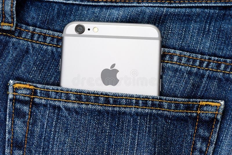 IPhone 6s plus stock afbeelding