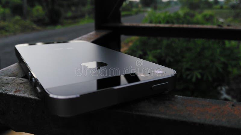 Iphone-Schönheit lizenzfreie stockfotos