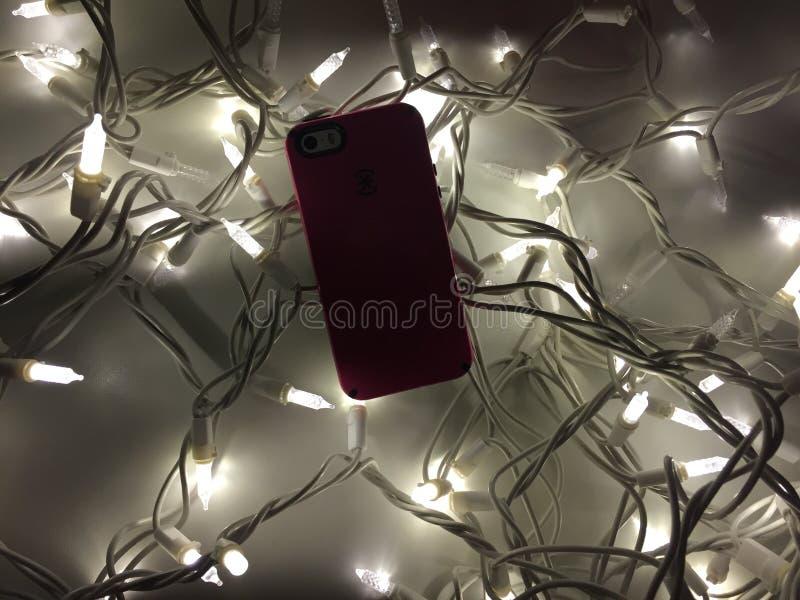 iPhone SE royalty free stock photo