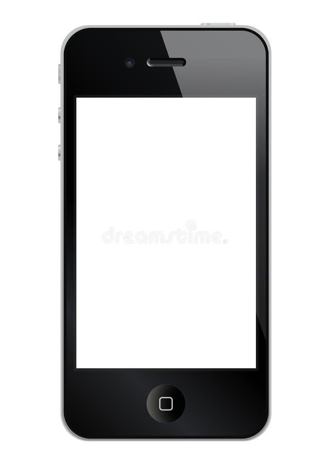 Iphone stock illustration