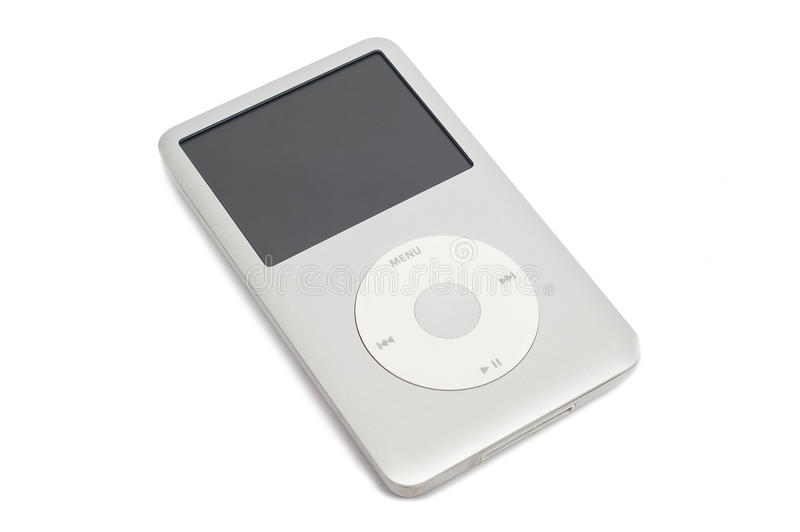 IPOD klasyk 160 Gb obrazy royalty free