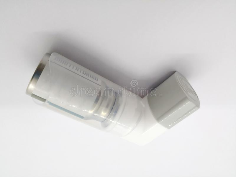 Ipratropium i Fenoterol metered aerosol, to jesteśmy oralnym sterydem obrazy stock