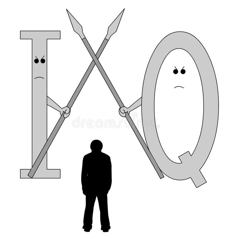 iq ilustracji