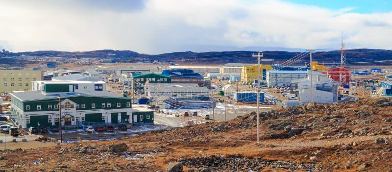 Iqaluit, Kanada stockfotos