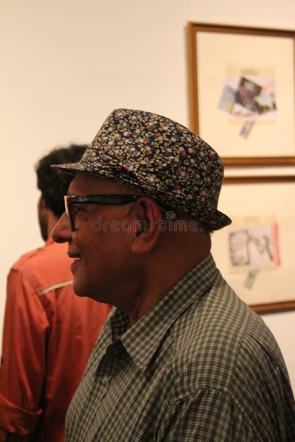 Iqbal Geoffrey royalty-vrije stock foto