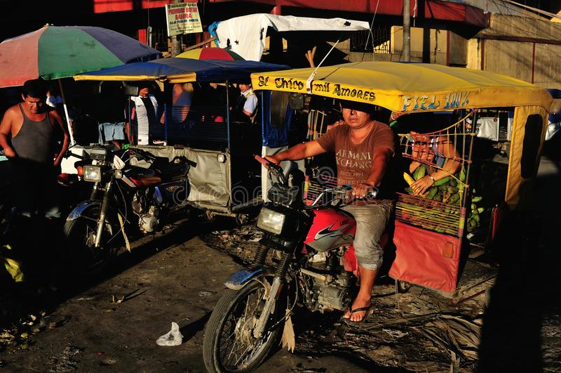 Iquitos - Περού στοκ εικόνα με δικαίωμα ελεύθερης χρήσης