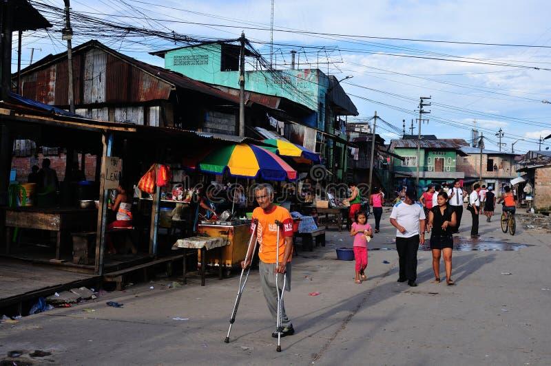Iquitos - Περού στοκ εικόνες με δικαίωμα ελεύθερης χρήσης