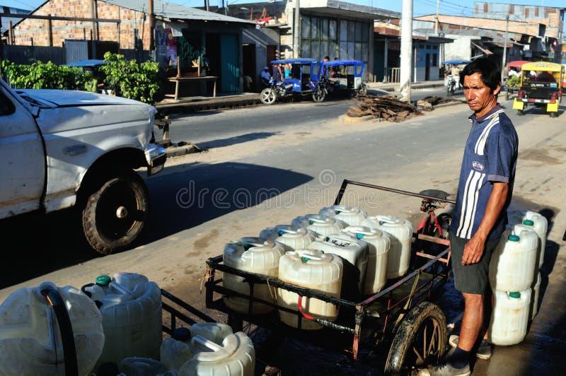 Iquitos - Перу стоковое изображение rf