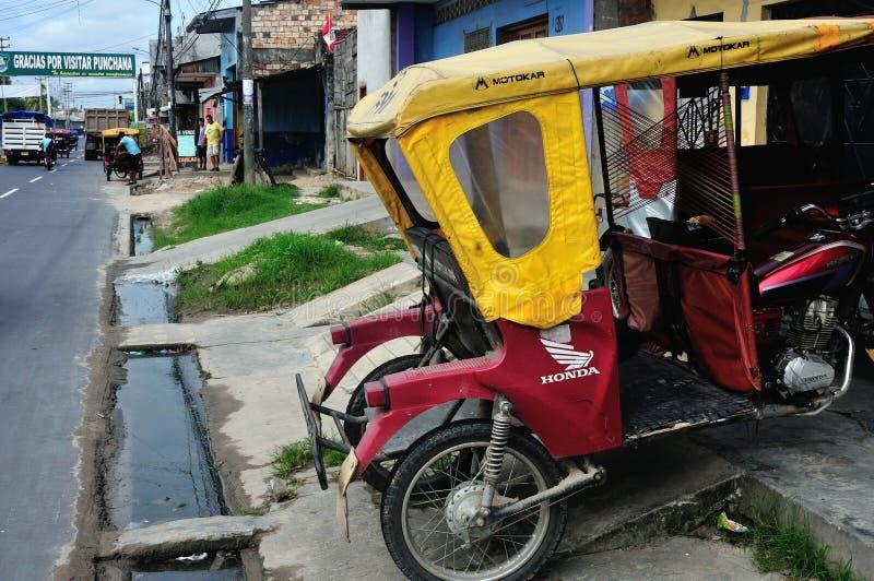 Iquitos - Perú imagen de archivo