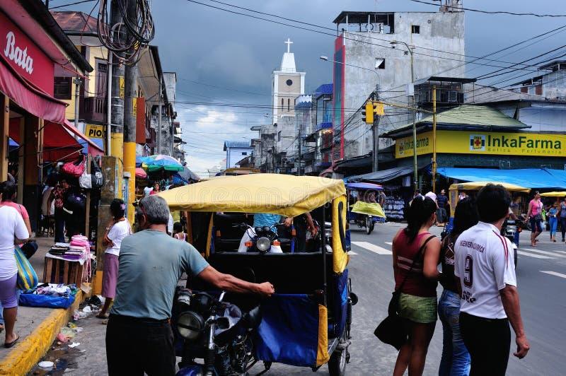 Iquitos, Peru - zdjęcia stock