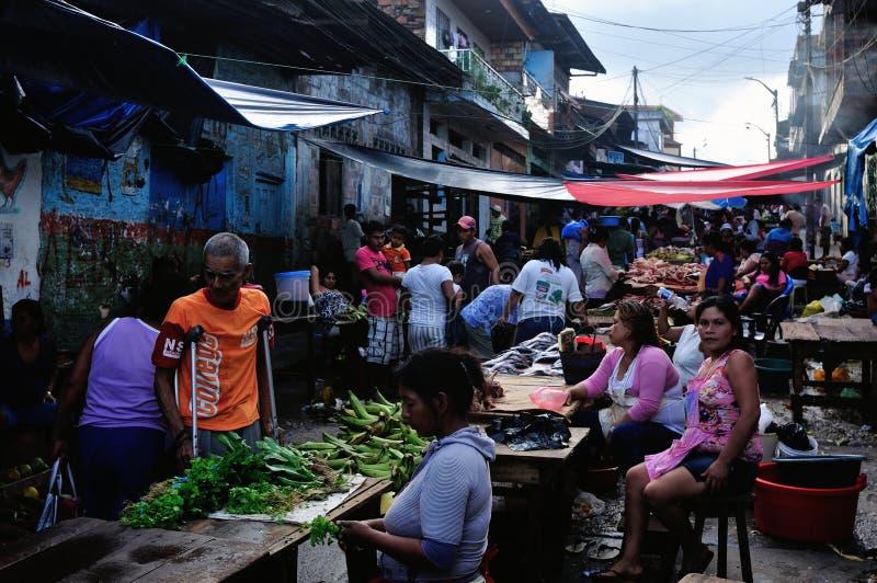 Iquitos, Peru - zdjęcie stock