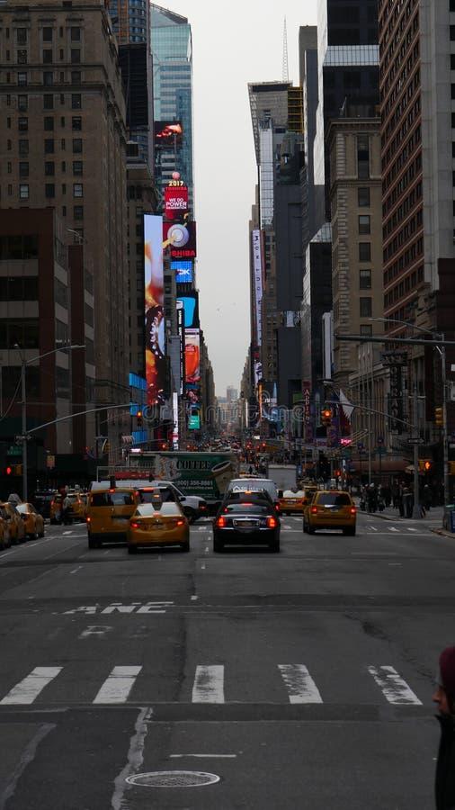 Ir aos Times Square foto de stock royalty free