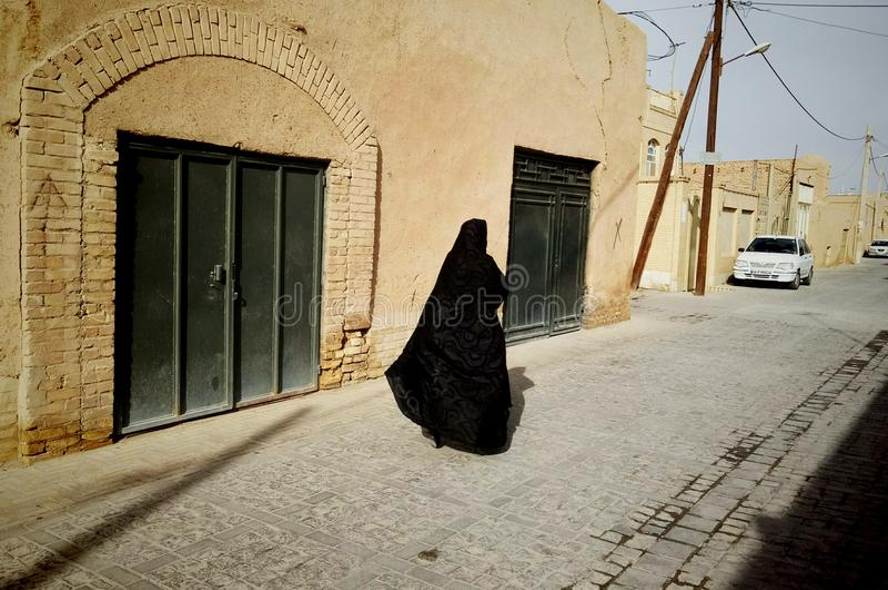 irańska kobieta zdjęcia stock