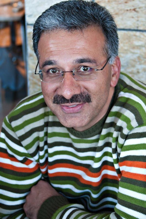 irański mężczyzna fotografia royalty free