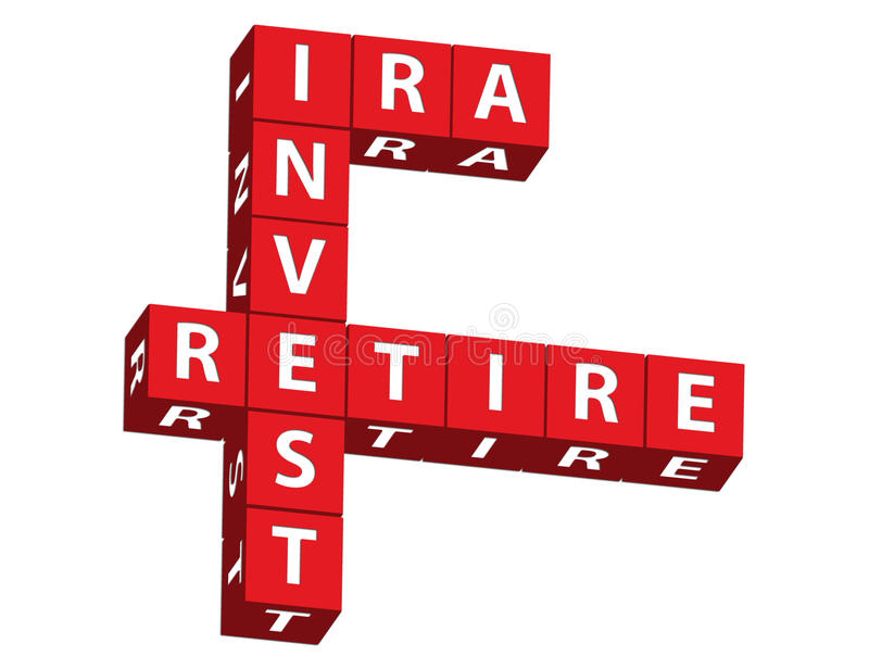 Download IRA, Invest And Retire Stock Photos - Image: 17932273