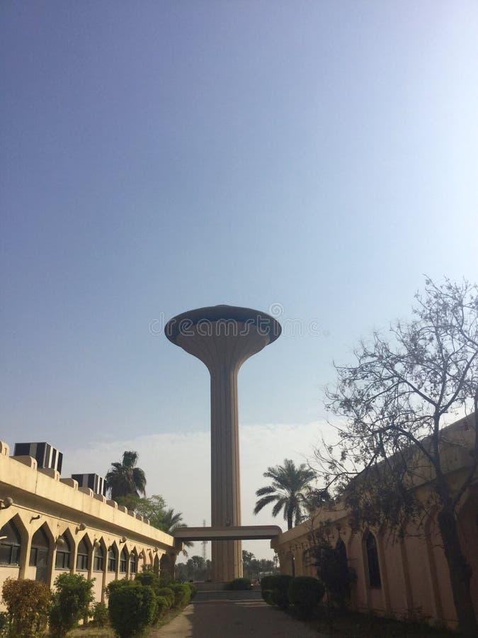 Irak Baghdad royaltyfri foto