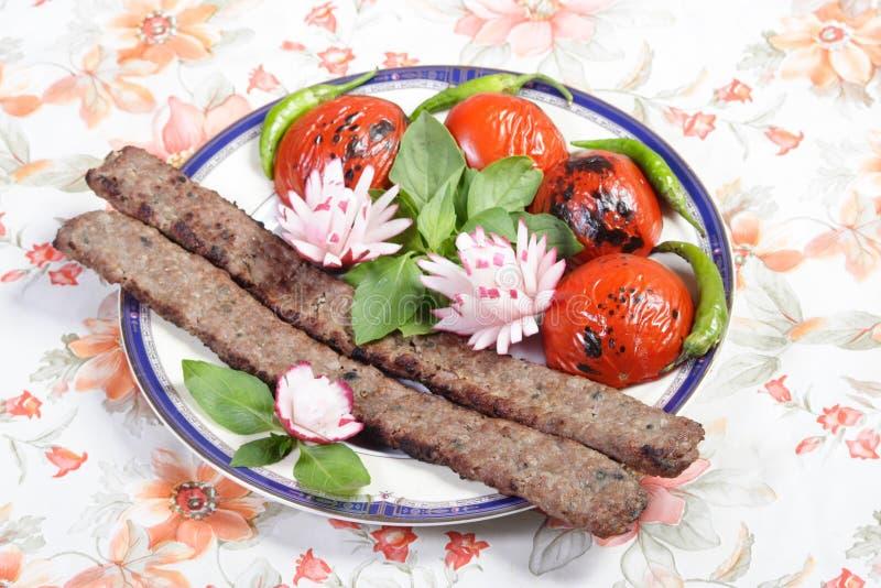 Iran żywności fotografia royalty free