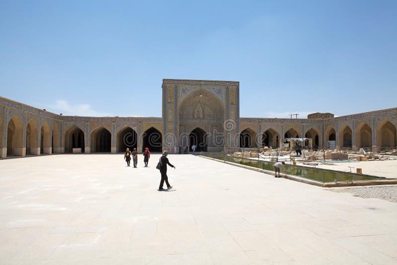 iran royaltyfri bild