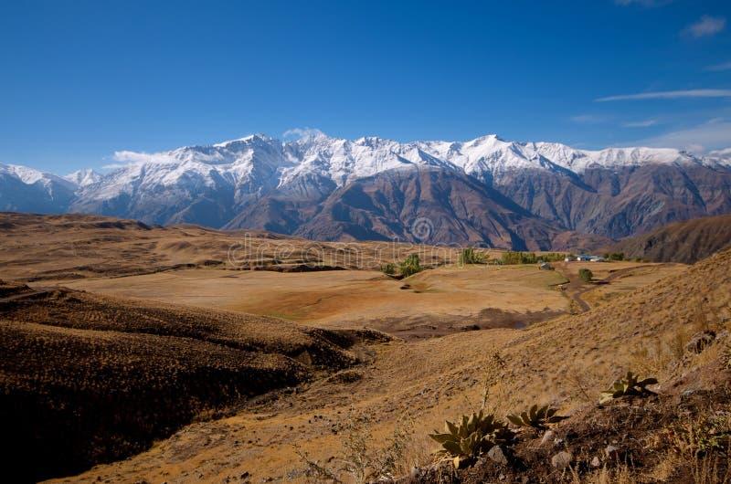 Iran Alborz berg arkivfoton